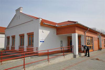 Az új egészségház